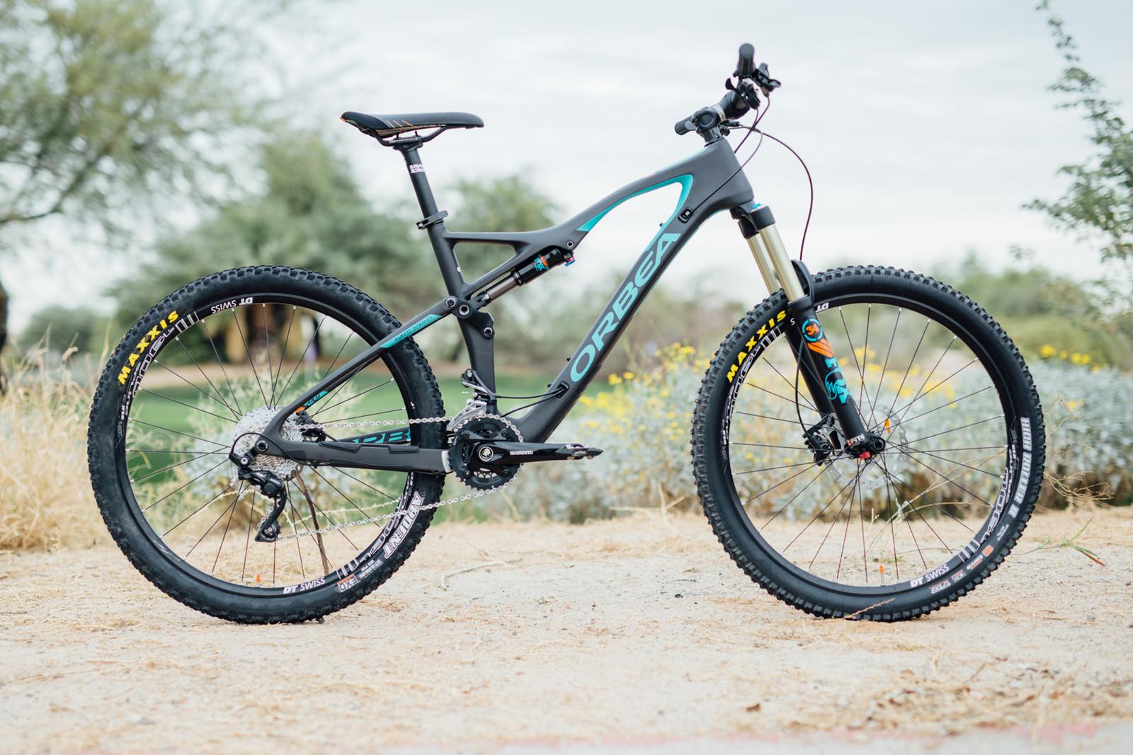 2016 Orbea Occam AM M30 - 17 Bikes Tested - 2016 Vital MTB Test Sessions - Mountain Biking Pictures - Vital MTB