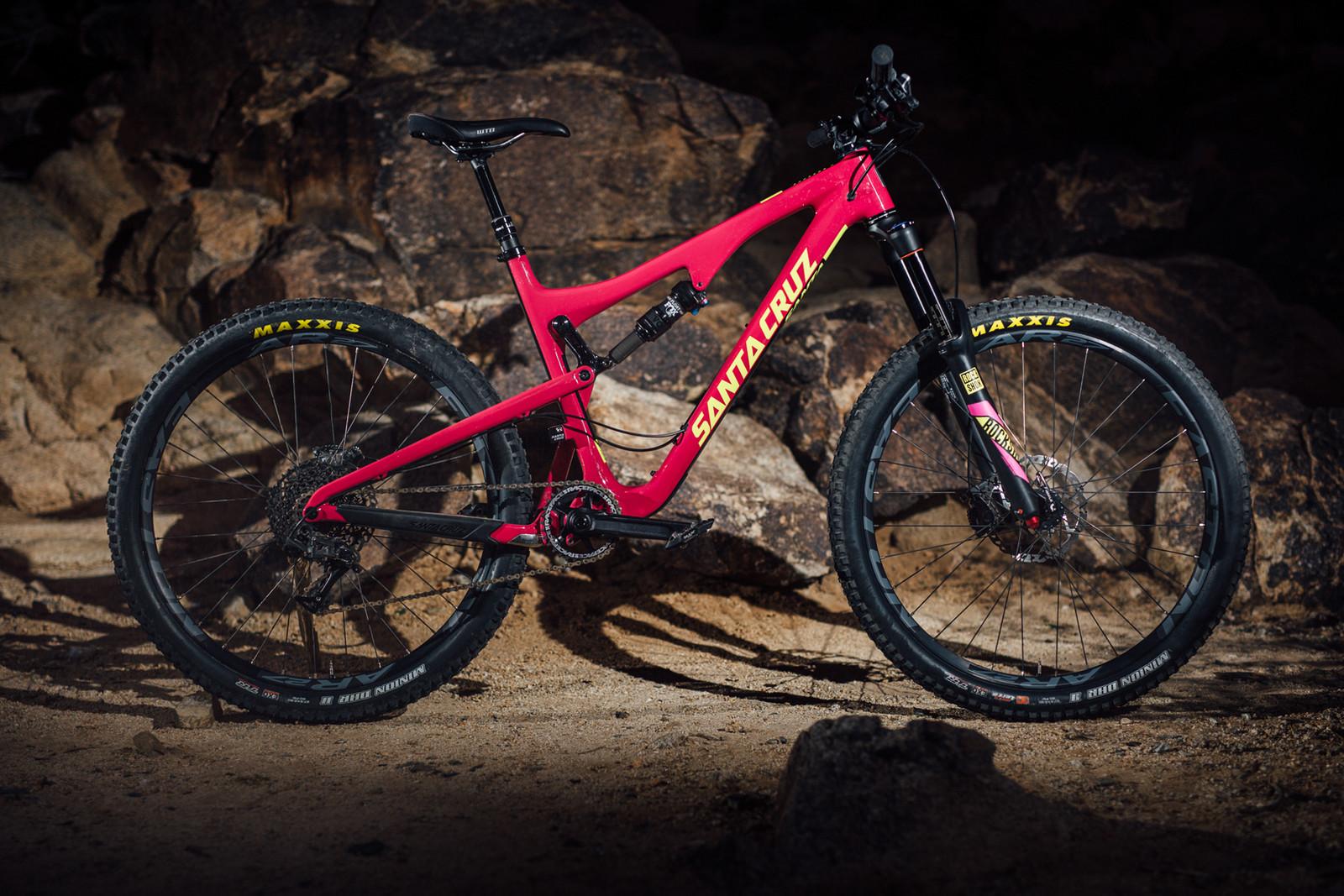 2016 Santa Cruz Bronson C S - 17 Bikes Tested - 2016 Vital MTB Test Sessions - Mountain Biking Pictures - Vital MTB