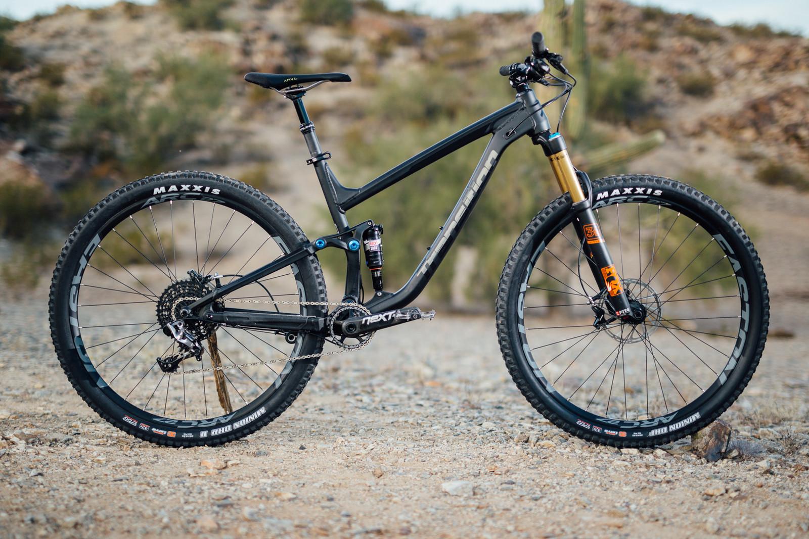 2016 Transition Smuggler 1 - 17 Bikes Tested - 2016 Vital MTB Test Sessions - Mountain Biking Pictures - Vital MTB