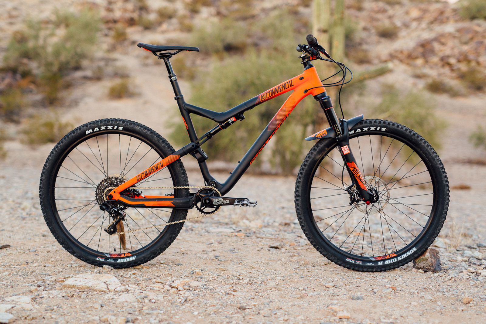 2016 Commencal Meta Trail 650B - 17 Bikes Tested - 2016 Vital MTB Test Sessions - Mountain Biking Pictures - Vital MTB