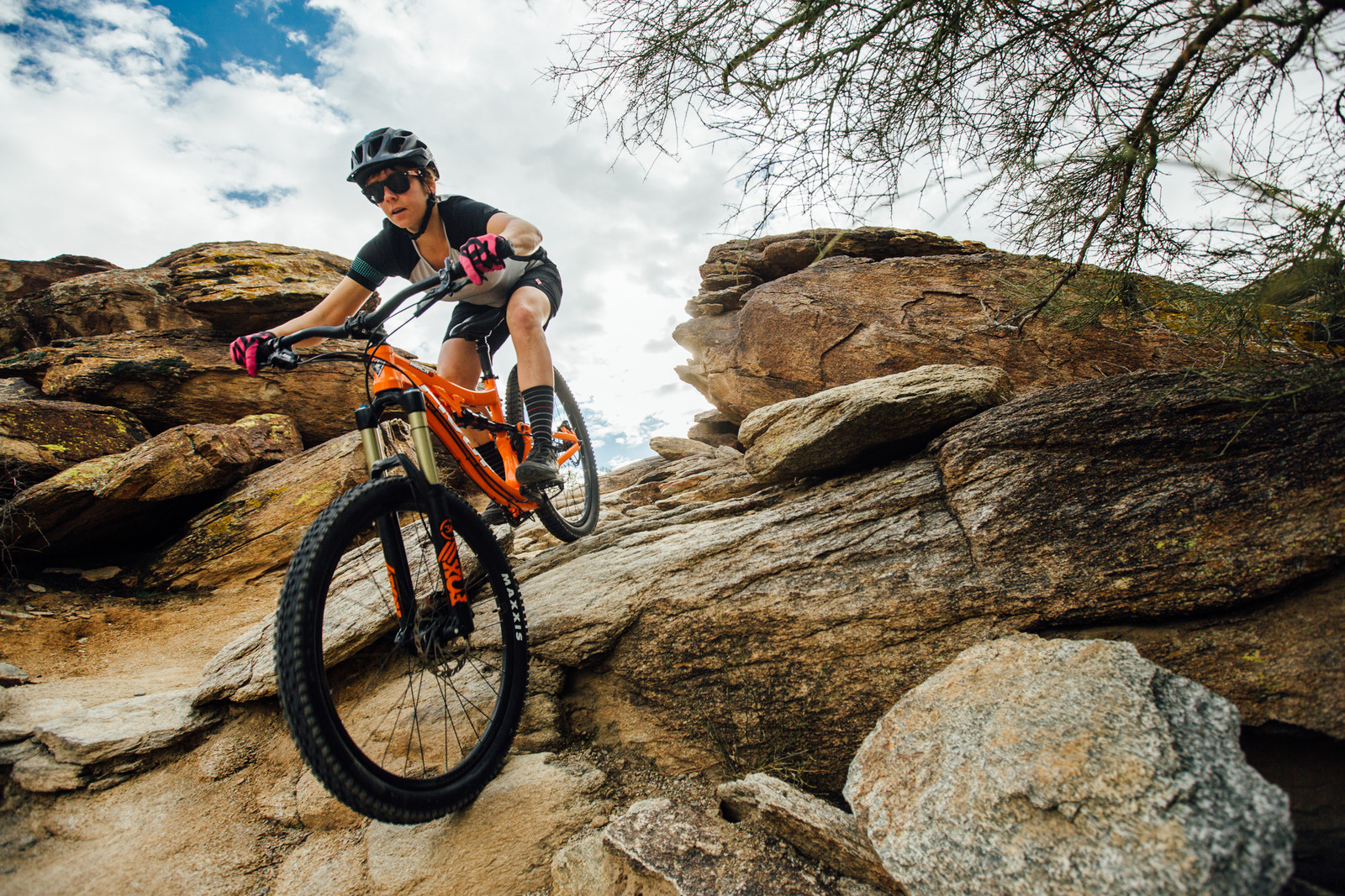 Waterfallin' - Just The Bangers - 2016 Vital MTB Test Sessions Photo Gallery - Mountain Biking Pictures - Vital MTB
