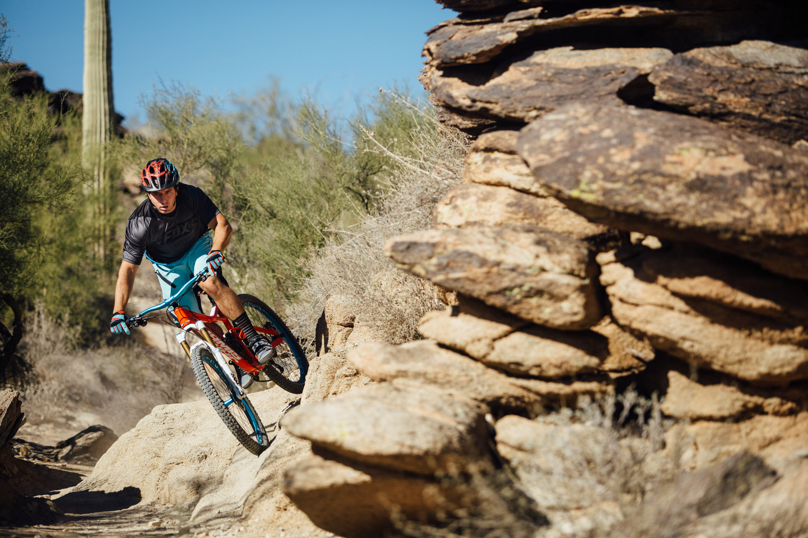 Game Face - Just The Bangers - 2016 Vital MTB Test Sessions Photo Gallery - Mountain Biking Pictures - Vital MTB