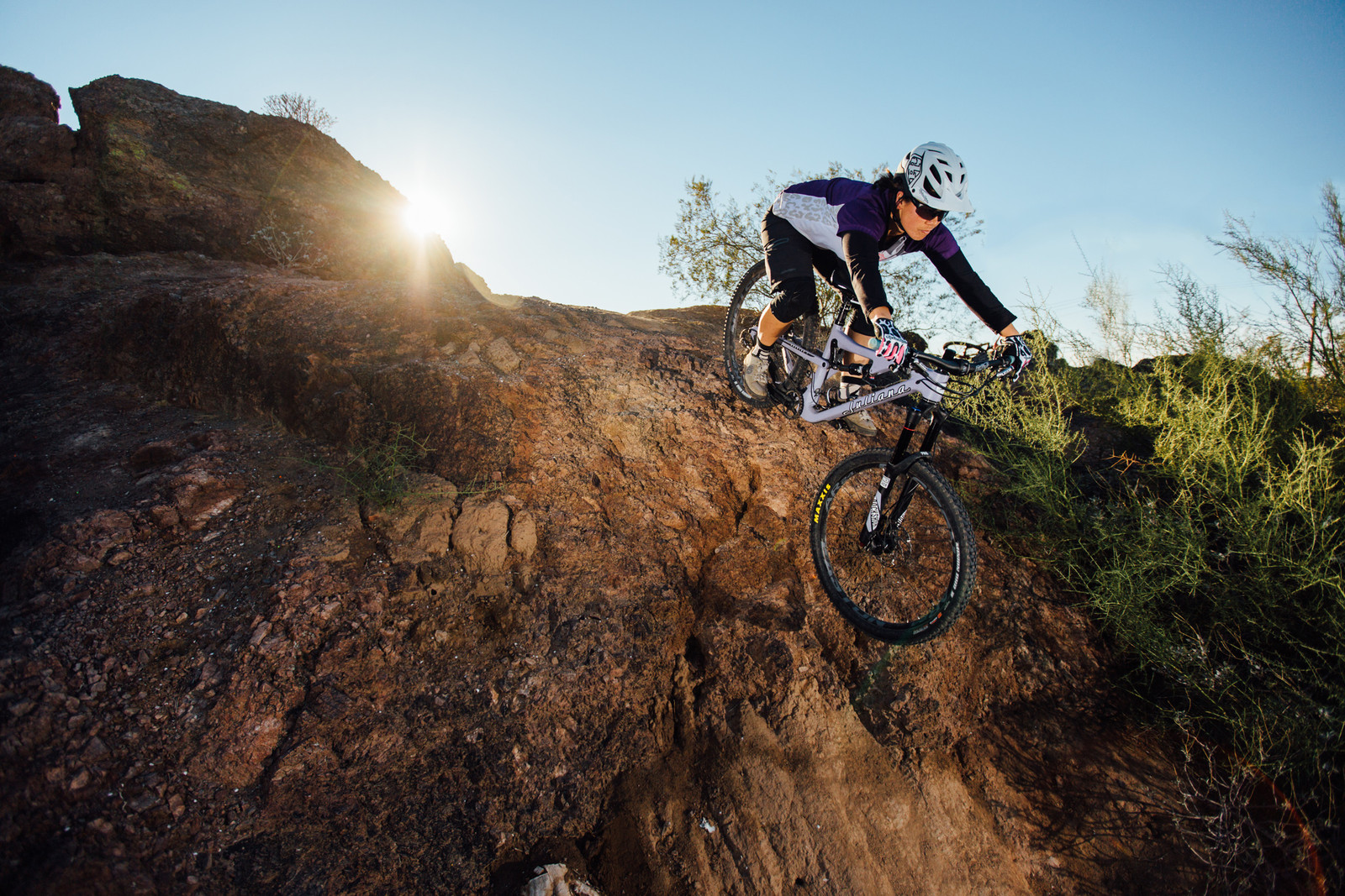 Dropping In! - Just The Bangers - 2016 Vital MTB Test Sessions Photo Gallery - Mountain Biking Pictures - Vital MTB