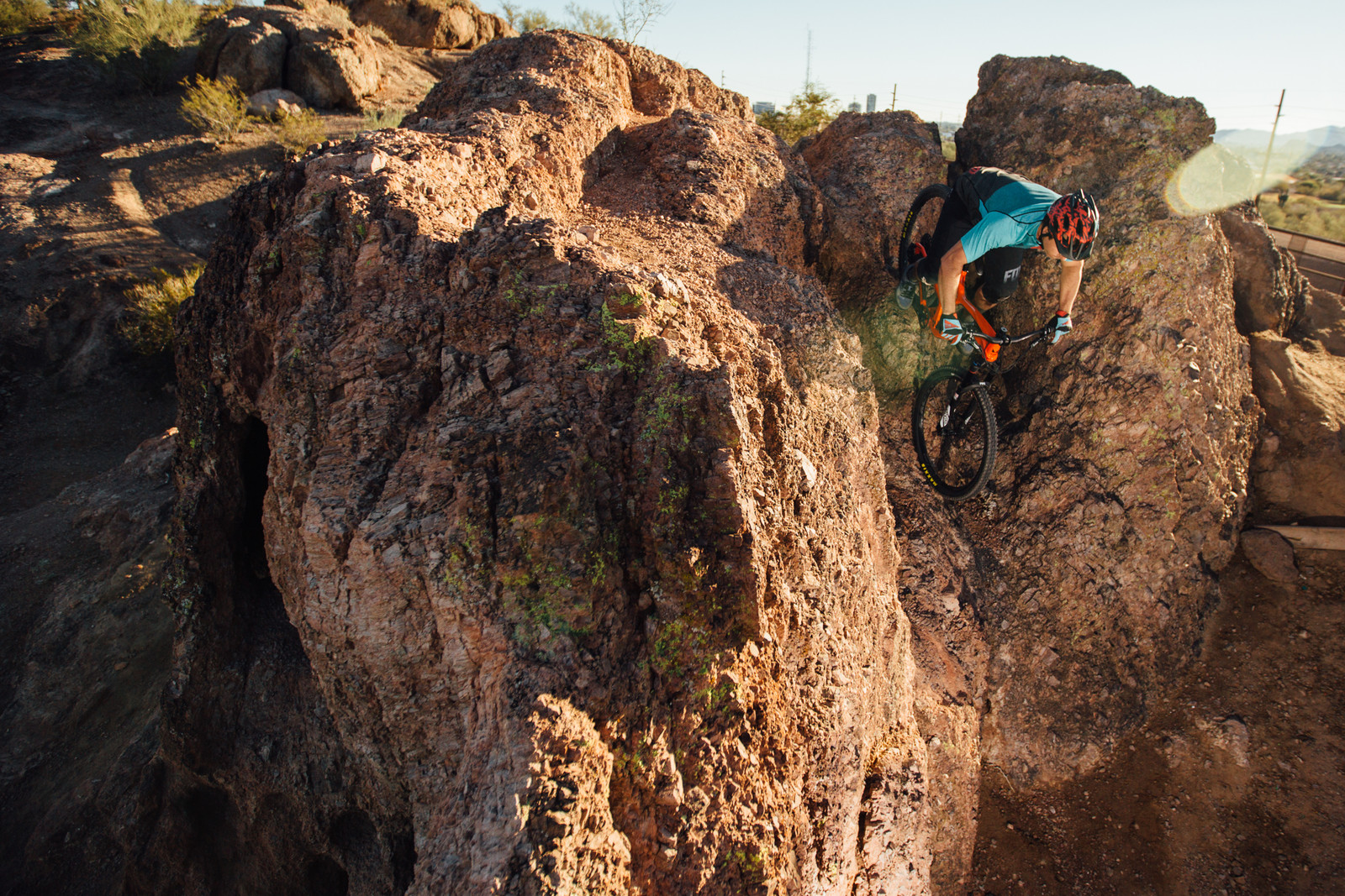 Getting Creative - Just The Bangers - 2016 Vital MTB Test Sessions Photo Gallery - Mountain Biking Pictures - Vital MTB