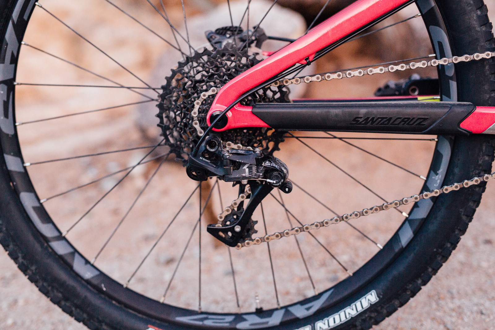 Santa Cruz Bronson C S - 2016 Vital MTB Test Sessions - Santa Cruz Bronson C S - 2016 Vital MTB Test Sessions - Mountain Biking Pictures - Vital MTB