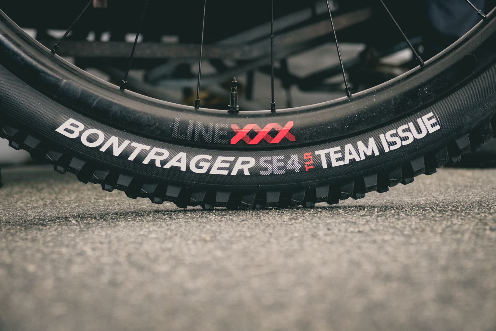 Bontrager Line XXX Wheels - 2016 Sea Otter Classic Pit Bits - Mountain Biking Pictures - Vital MTB
