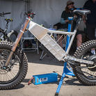 "Risse Racing Custom ""Mad Max"" Super E-Bike"