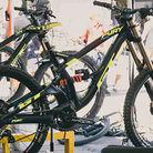 Brook Macdonald's GT Fury Team Downhill Bike