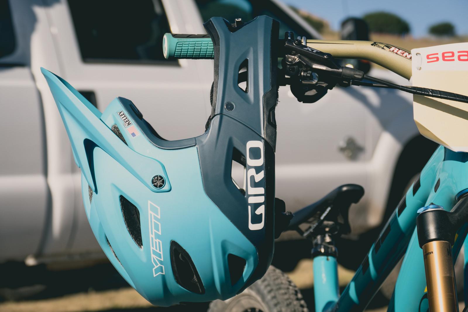 Giro's Switchblade Helmet Making a Comeback? - 2016 Sea Otter Classic Pit Bits - Mountain Biking Pictures - Vital MTB