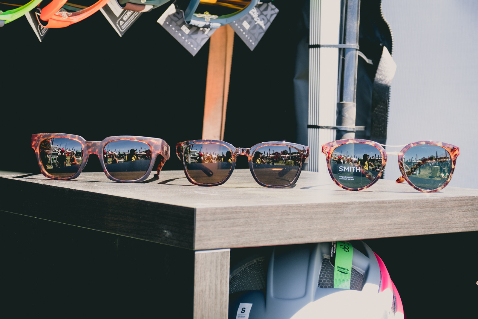 Fresh Smith Shades - 2016 Sea Otter Classic Pit Bits - Mountain Biking Pictures - Vital MTB