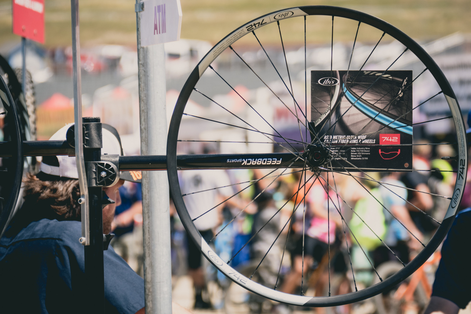 Multiple New Wheels from Ibis - 2016 Sea Otter Classic Pit Bits - Mountain Biking Pictures - Vital MTB