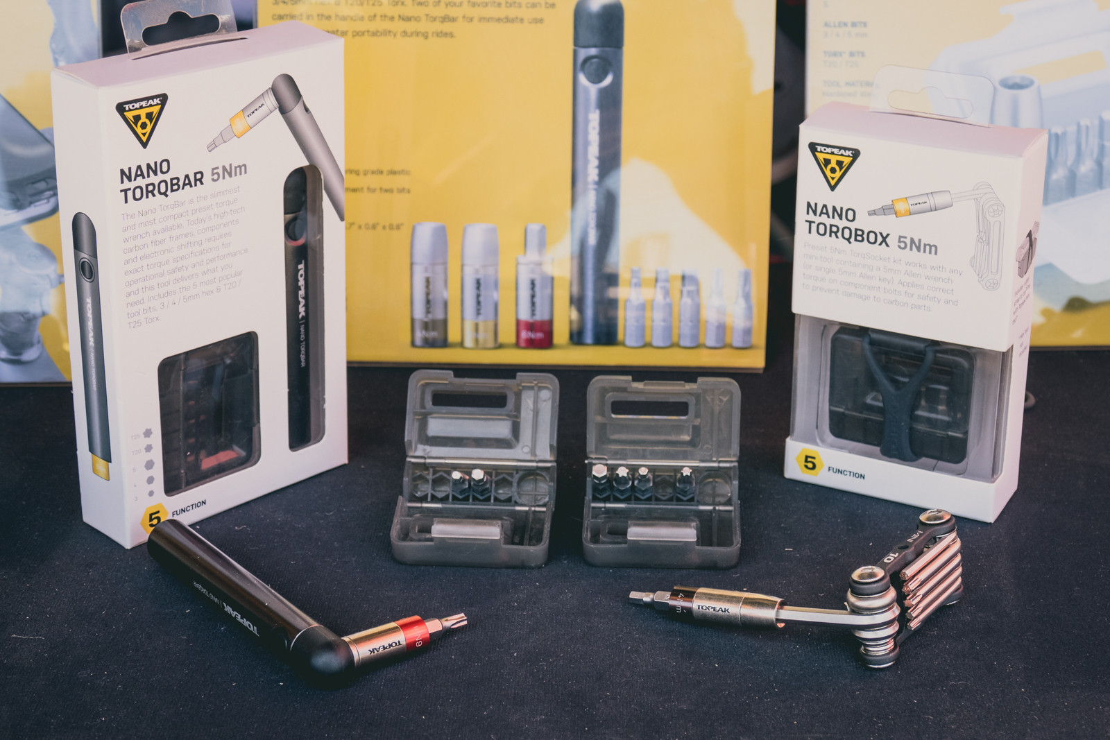 Topeak Nano Torque Bar and Torque Box - 2016 Sea Otter Classic Pit Bits - Mountain Biking Pictures - Vital MTB