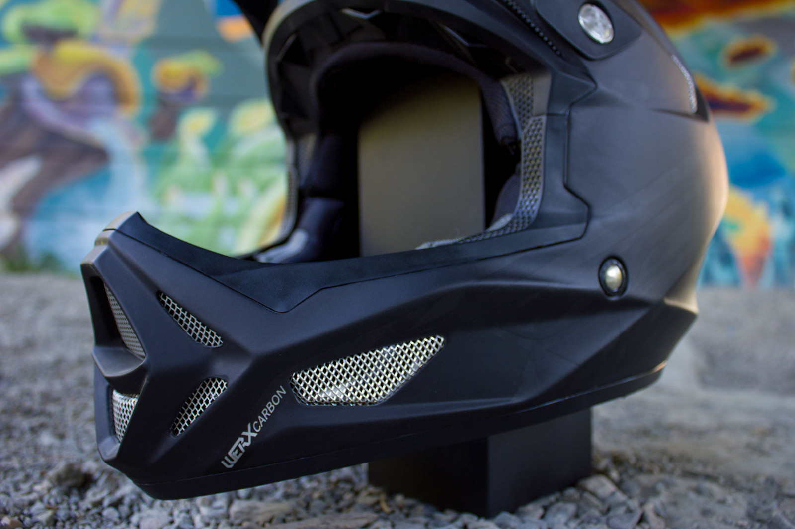 Fly Racing Werx Carbon Helmet - Bonus Gallery - First Look: Fly Racing Werx Carbon Helmet - Bonus Gallery - Mountain Biking Pictures - Vital MTB