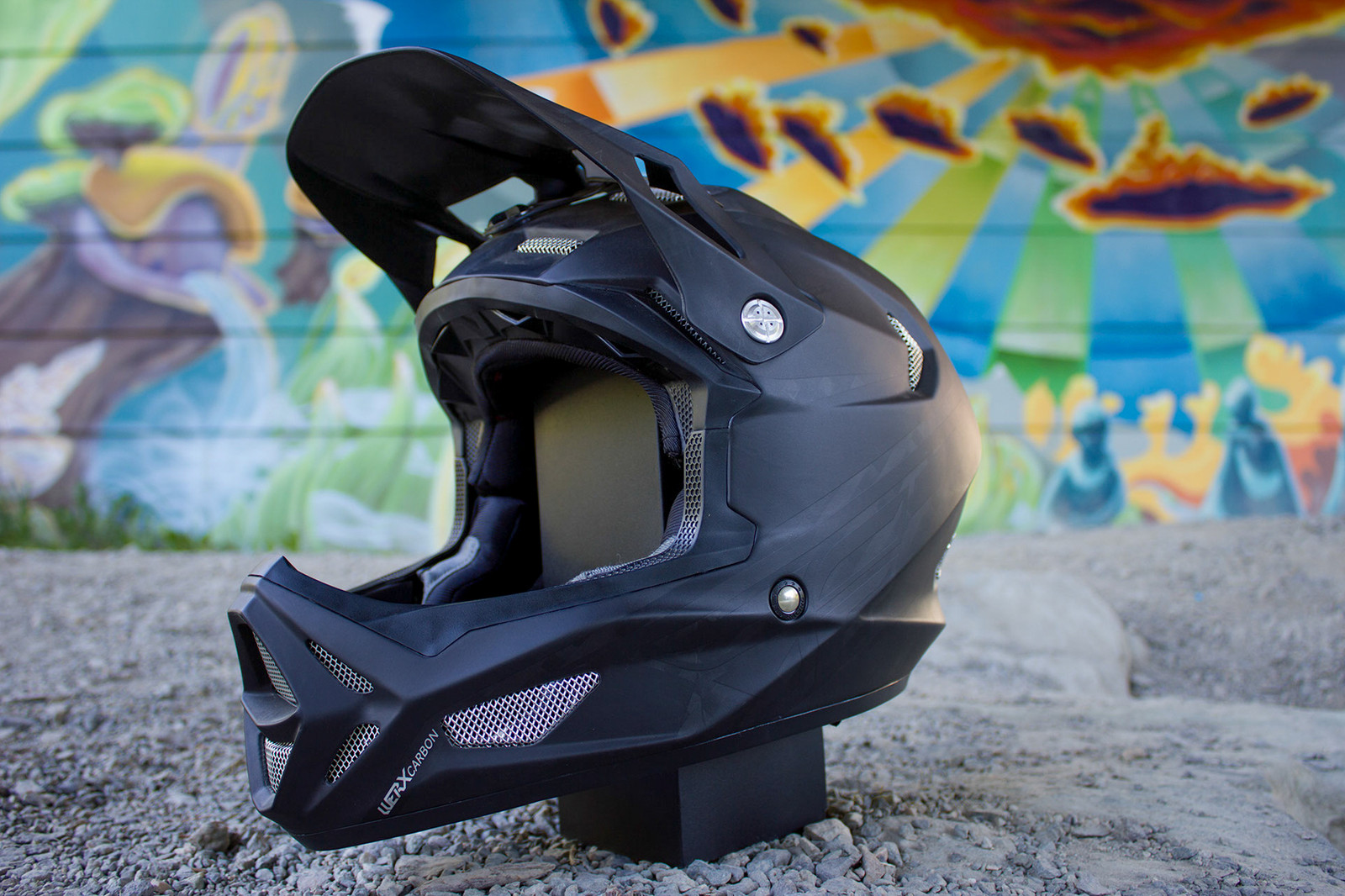 Fly Racing Werx Carbon Helmet - Bonus Gallery - First Look: Fly Racing Werx Carbon Helmet - Bonus Gallery - Mountain Biking Pictures - Vital MTB