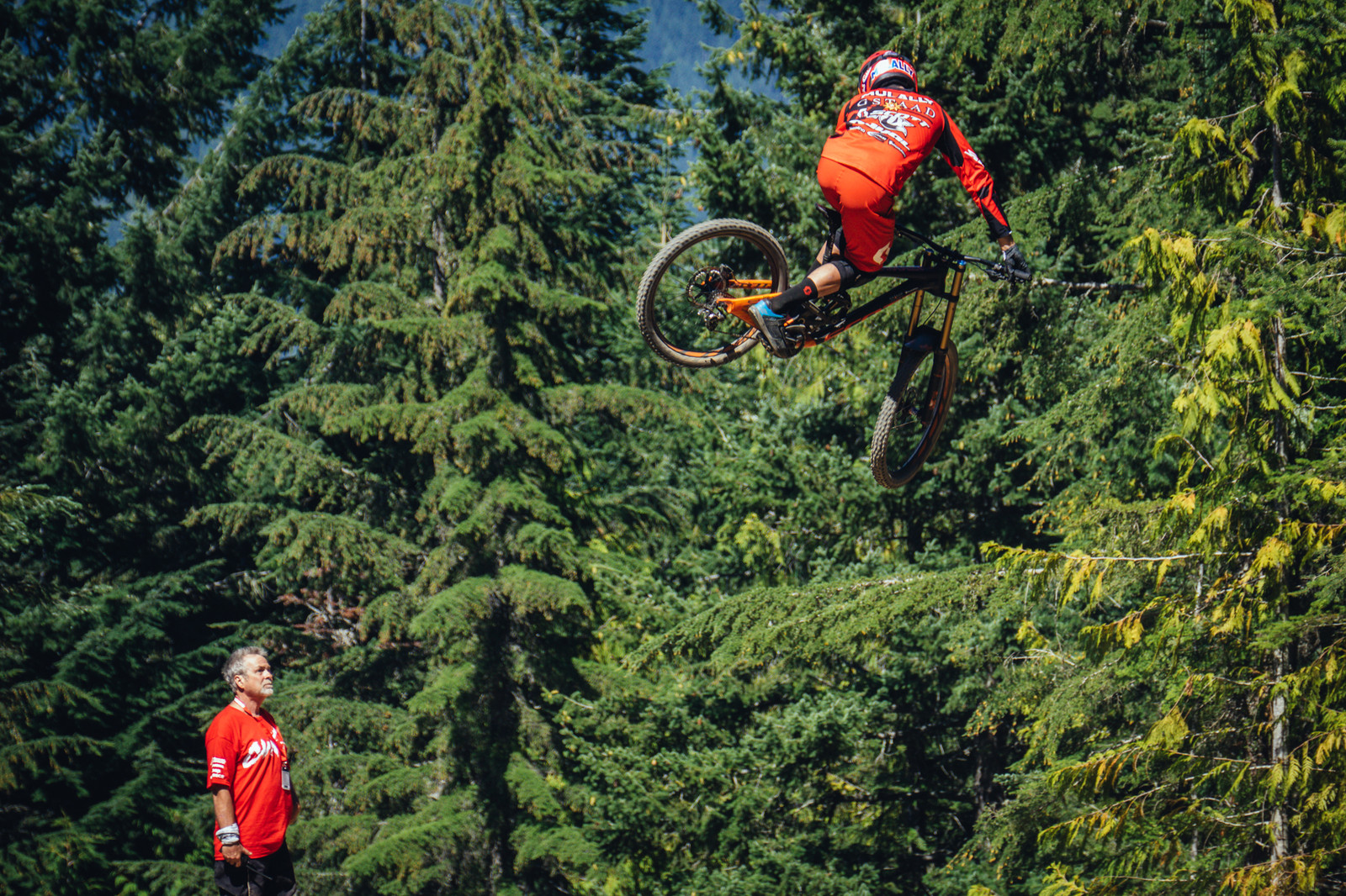 Neko Mulally - Whip Off World Champs Qualifiers - Going for Broke: 14 Super Sideways Senders from Whip Off World Champs Qualifiers - Mountain Biking Pictures - Vital MTB