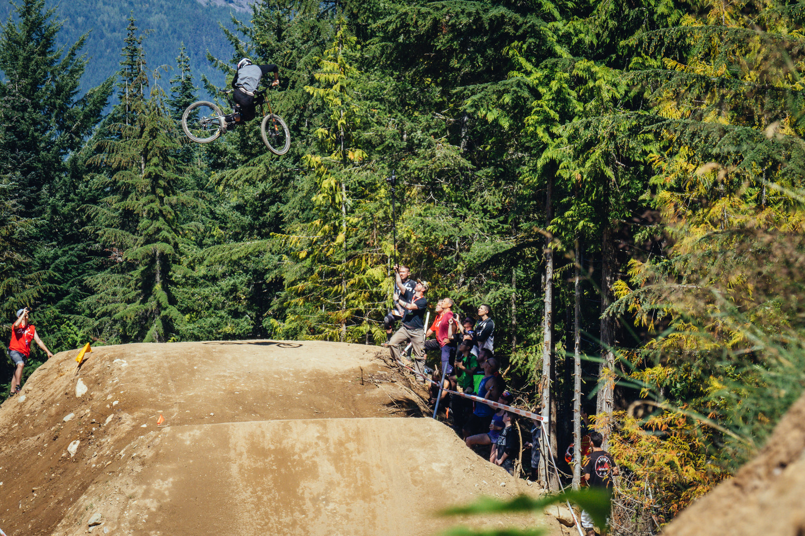 Warren Kniss - Whip Off World Champs Qualifiers - Going for Broke: 14 Super Sideways Senders from Whip Off World Champs Qualifiers - Mountain Biking Pictures - Vital MTB
