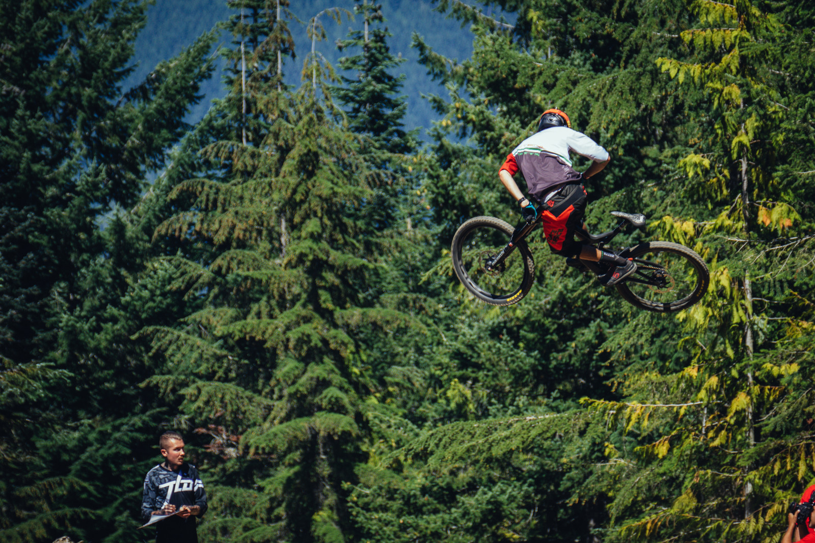Gonzalo Serenelli - Whip Off World Champs Qualifiers - Going for Broke: 14 Super Sideways Senders from Whip Off World Champs Qualifiers - Mountain Biking Pictures - Vital MTB