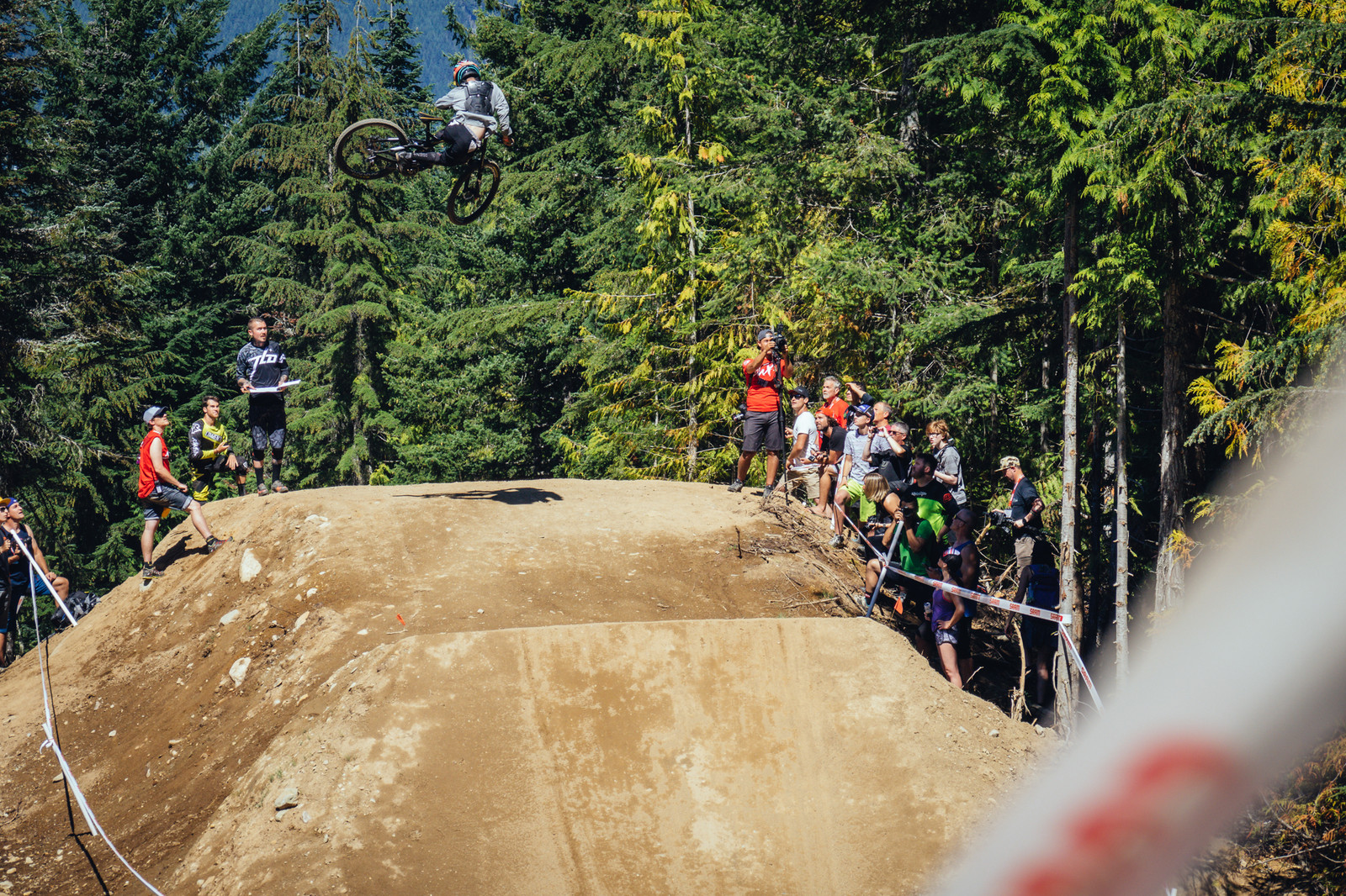 Waapaaa! - Whip Off World Champs Qualifiers - Going for Broke: 14 Super Sideways Senders from Whip Off World Champs Qualifiers - Mountain Biking Pictures - Vital MTB