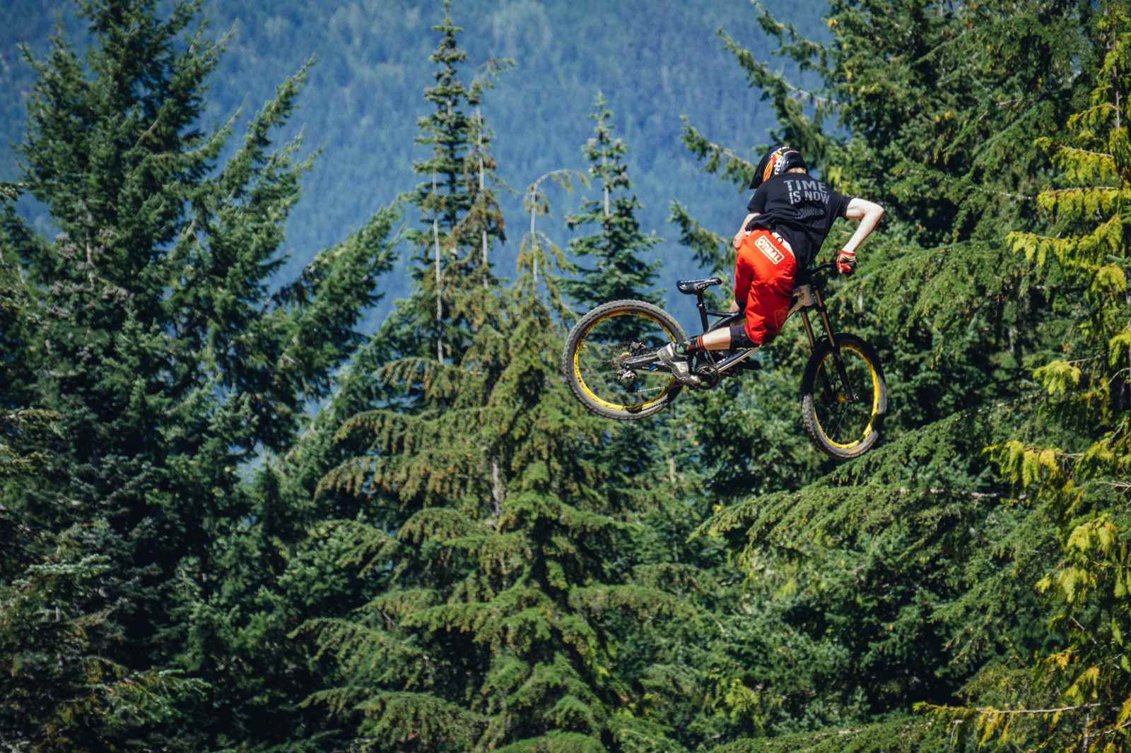 Iven Ebener - Whip Off World Champs Qualifiers - Going for Broke: 14 Super Sideways Senders from Whip Off World Champs Qualifiers - Mountain Biking Pictures - Vital MTB