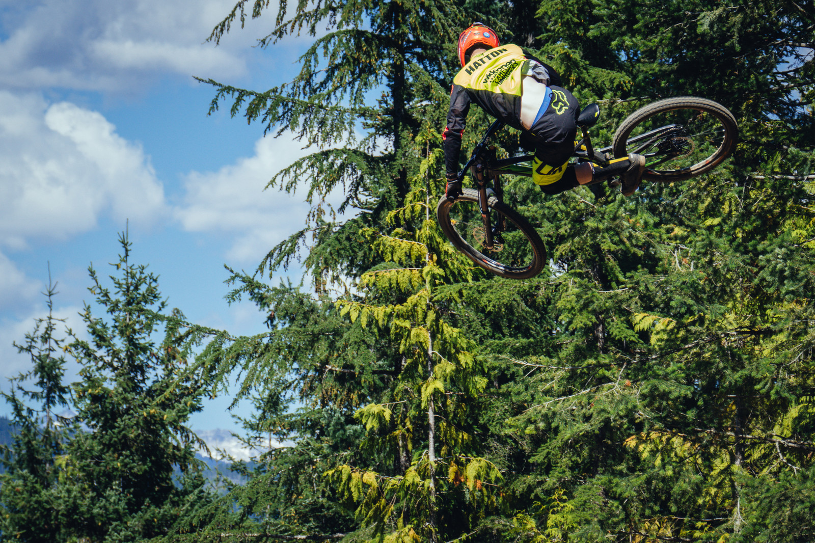 Charlie Hatton - Whip Off World Champs Qualifiers - Going for Broke: 14 Super Sideways Senders from Whip Off World Champs Qualifiers - Mountain Biking Pictures - Vital MTB