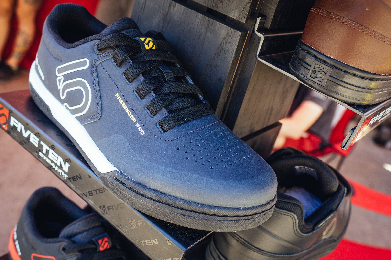 2017 Five Ten Shoes - PIT BITS - New 2017 Products from Crankworx Whistler - Mountain Biking Pictures - Vital MTB