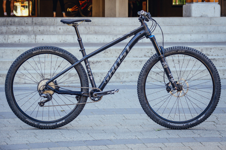 2017 Ghost Asket Hardtail - PIT BITS - New 2017 Products from ...