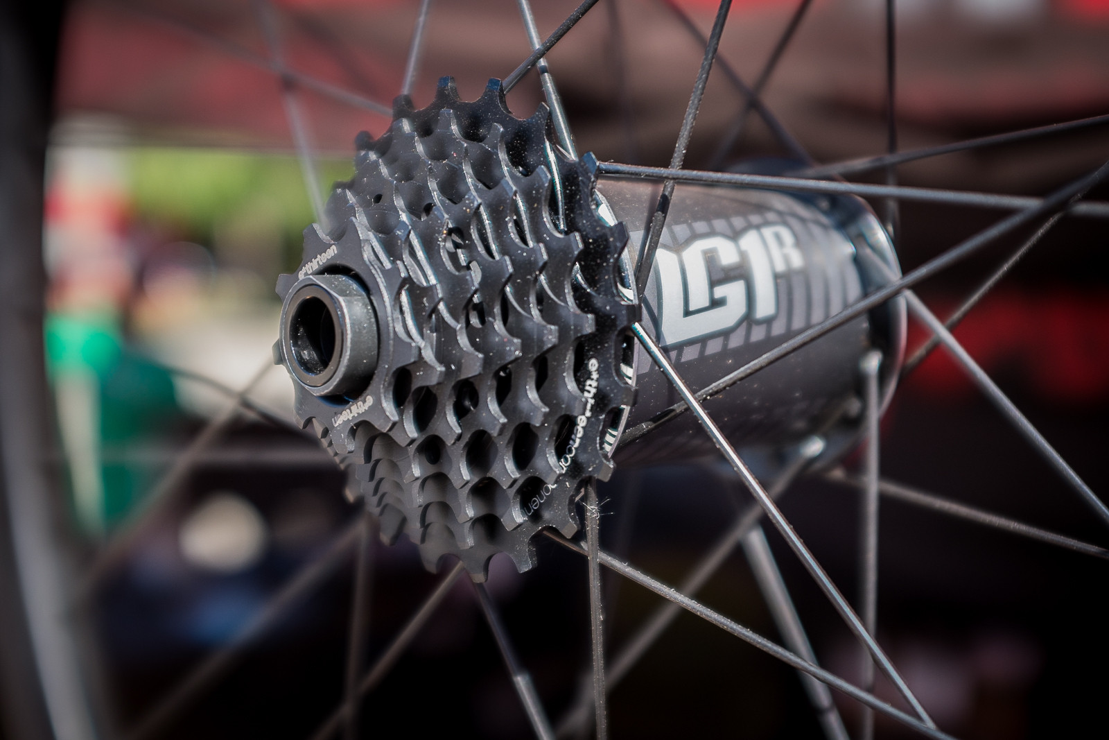 e*thirteen LG1r Wheelset with Integrated 9-21 Tooth Cassette - PIT BITS - New 2017 Products from Crankworx Whistler - Mountain Biking Pictures - Vital MTB