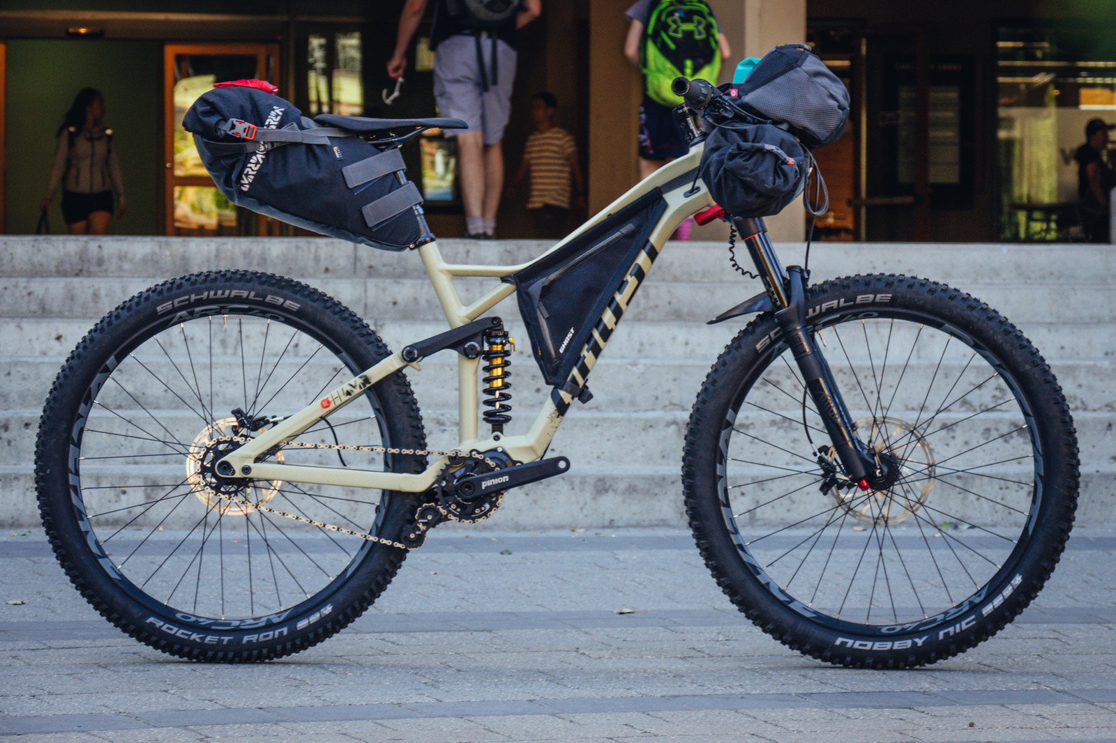 2017 Ghost H AMR - PIT BITS - New 2017 Products from Crankworx Whistler - Mountain Biking Pictures - Vital MTB