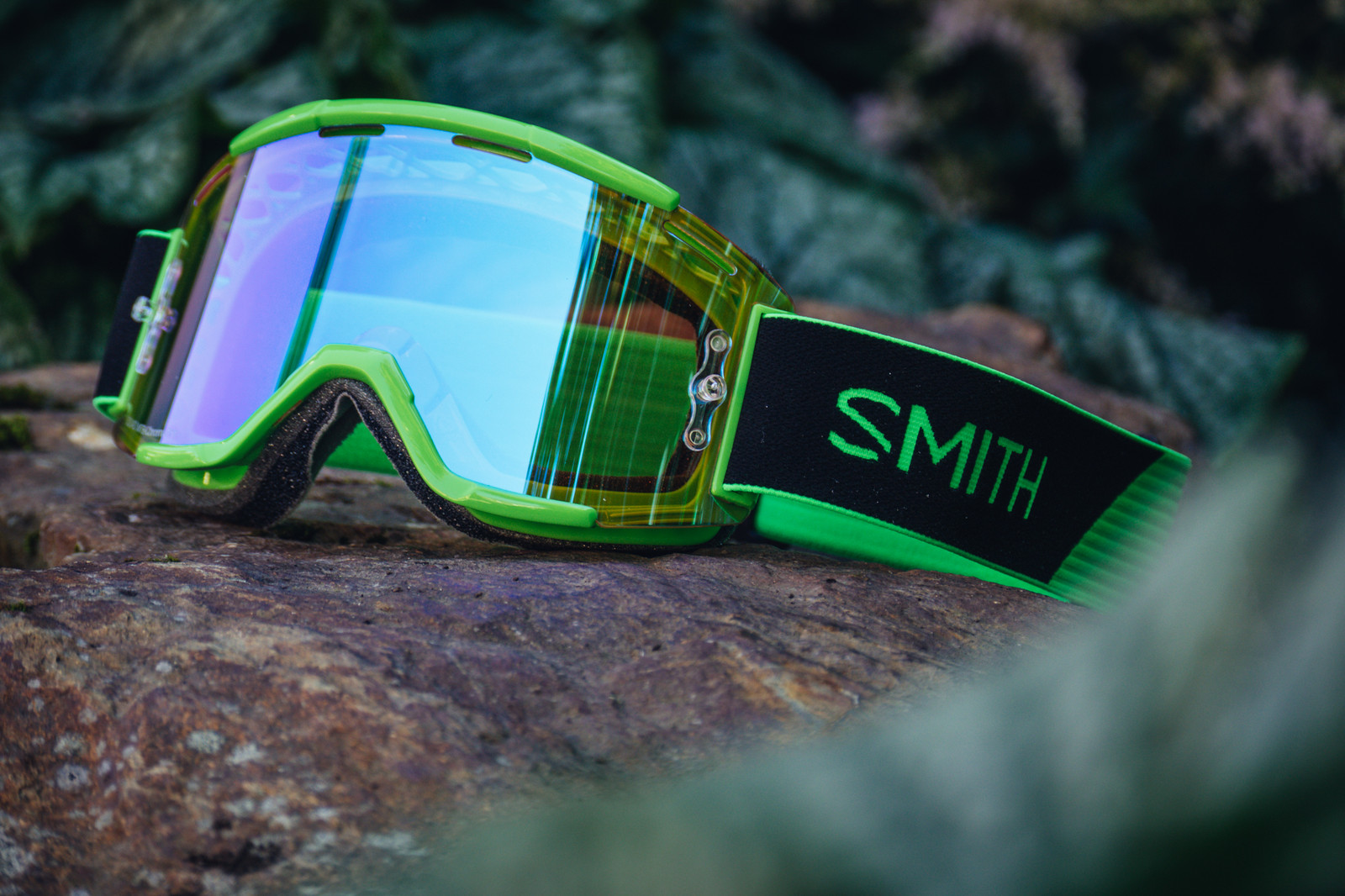 how to change smith mtb lenses