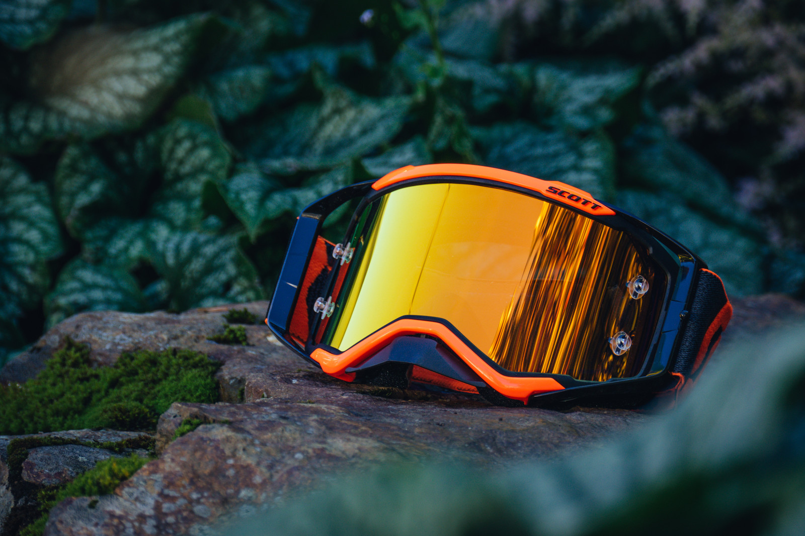 Scott Prospect Goggles - PIT BITS - New 2017 Products from Crankworx Whistler - Mountain Biking Pictures - Vital MTB