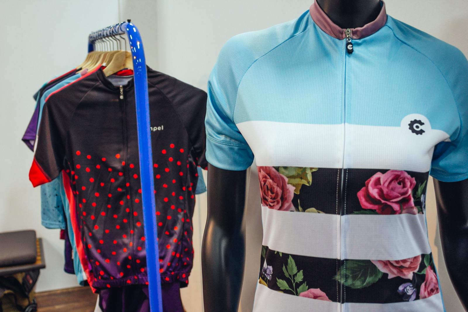 Compel Women's Jerseys - INTERBIKE - 2017 Women's Mountain Bike Gear - Mountain Biking Pictures - Vital MTB