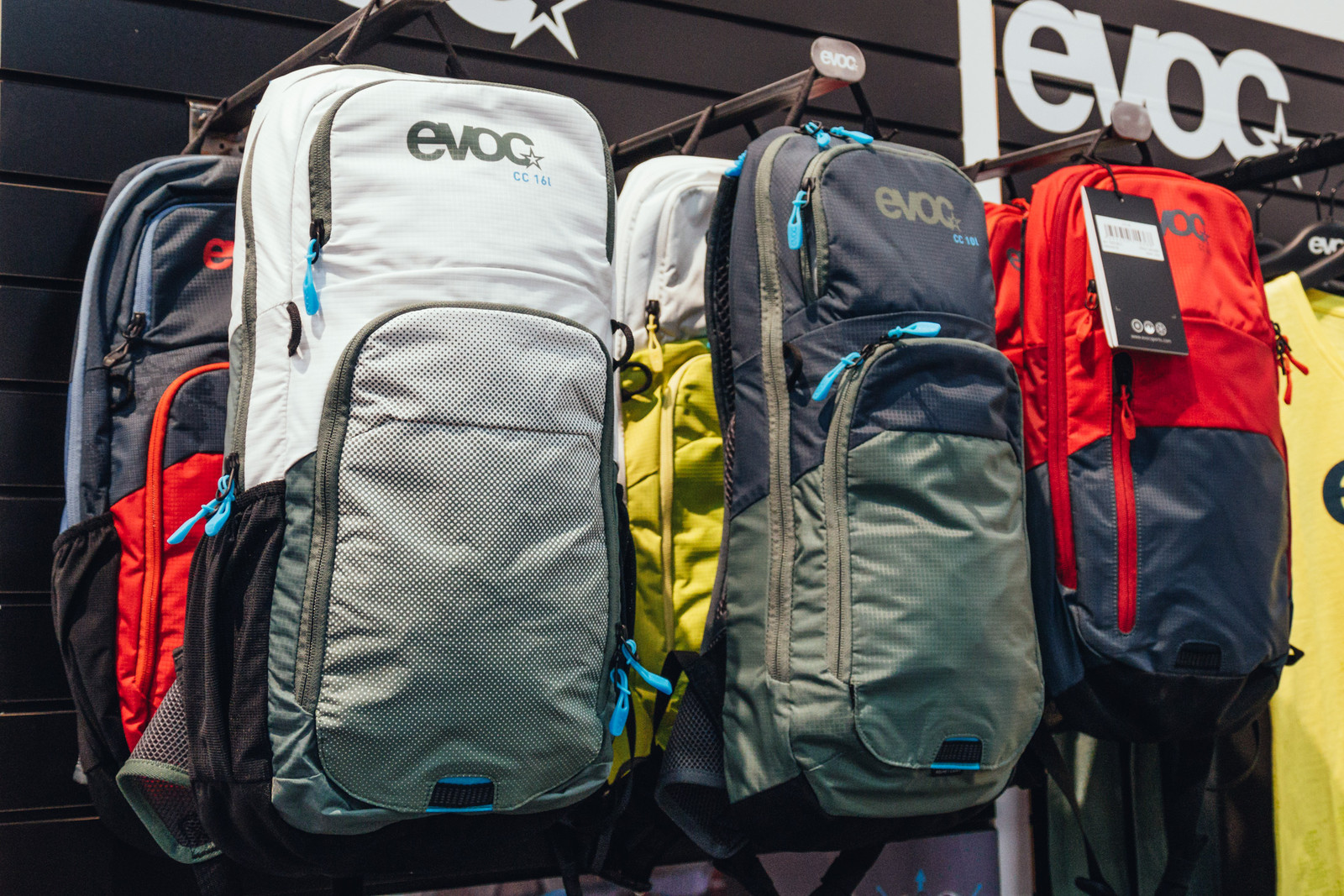 Evoc CC 10l Light Performance Packs - INTERBIKE - 2017 Women's Mountain Bike Gear - Mountain Biking Pictures - Vital MTB