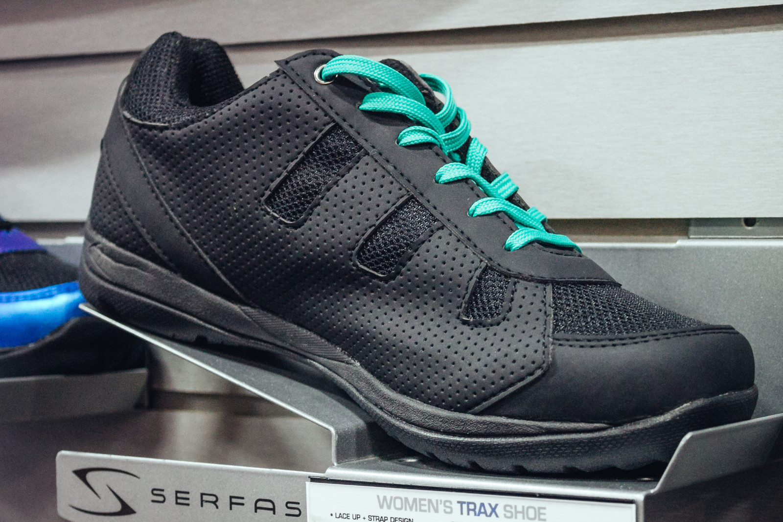 Updated Serfas Trax Shoes - INTERBIKE - 2017 Women's Mountain Bike Gear - Mountain Biking Pictures - Vital MTB