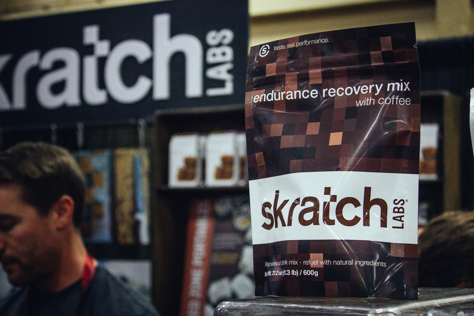 zOMG Yum! Scratch Labs Endurance Recovery Mixes - INTERBIKE - 2017 Women's Mountain Bike Gear - Mountain Biking Pictures - Vital MTB