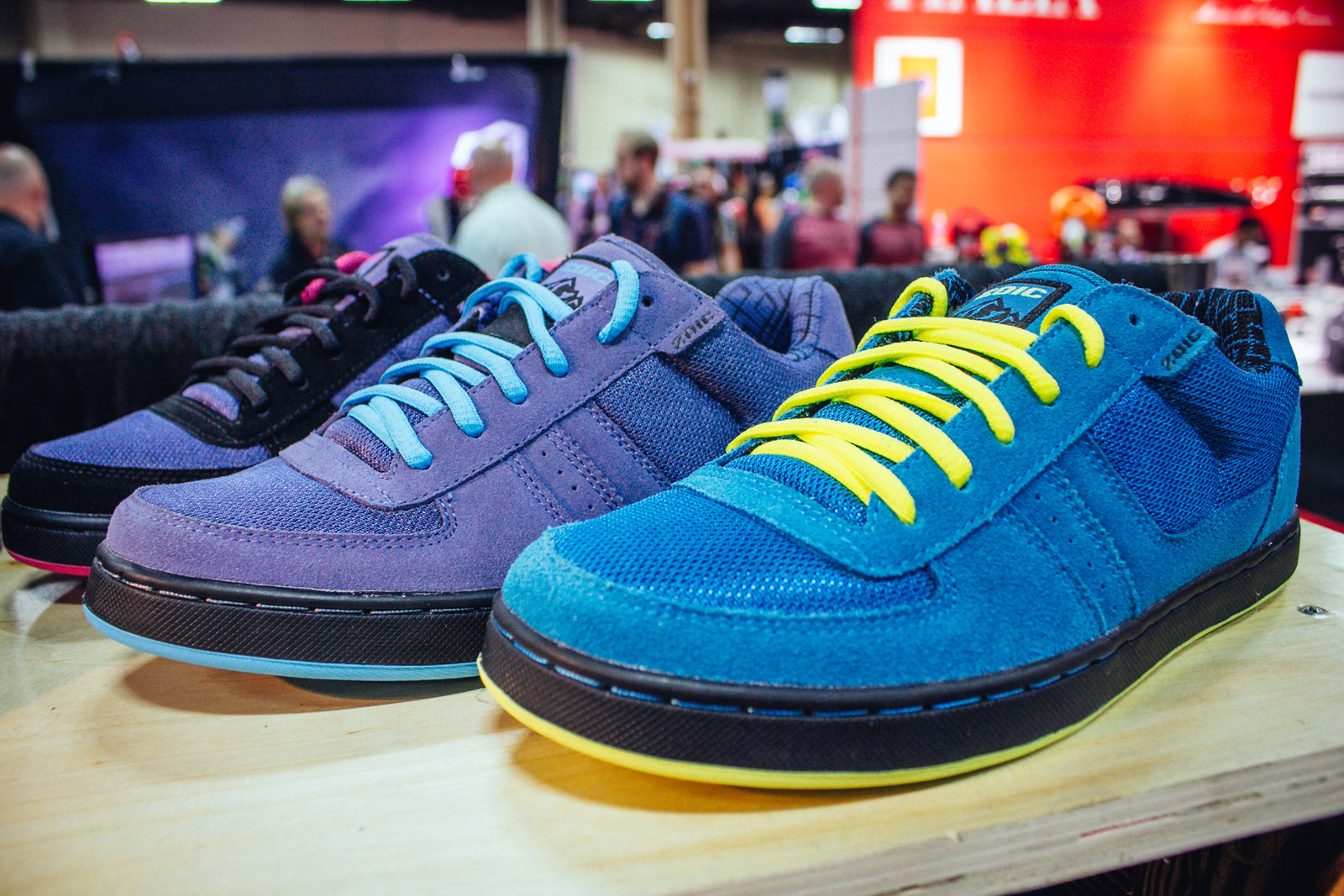2017 Zoic Women's Shoes and Apparel - INTERBIKE - 2017 Women's Mountain Bike Gear - Mountain Biking Pictures - Vital MTB