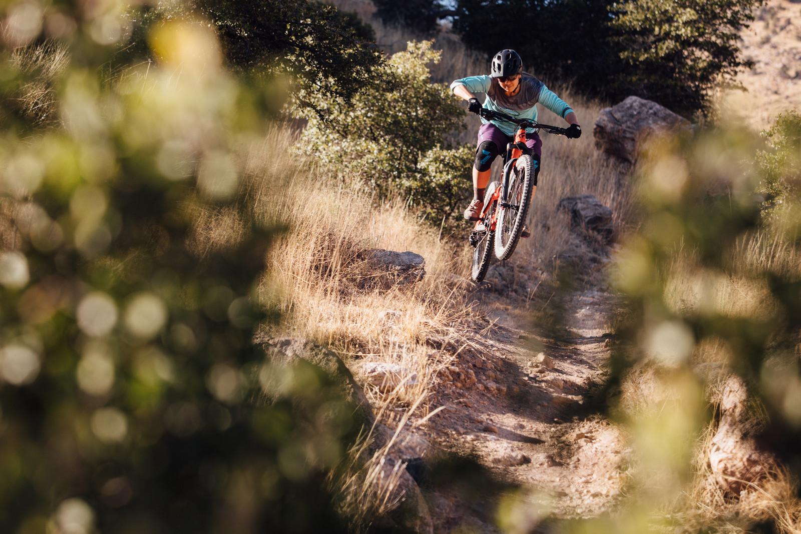 Little Bike Blasting - Just The Bangers - 2017 Vital MTB Test Sessions Photo Gallery - Mountain Biking Pictures - Vital MTB
