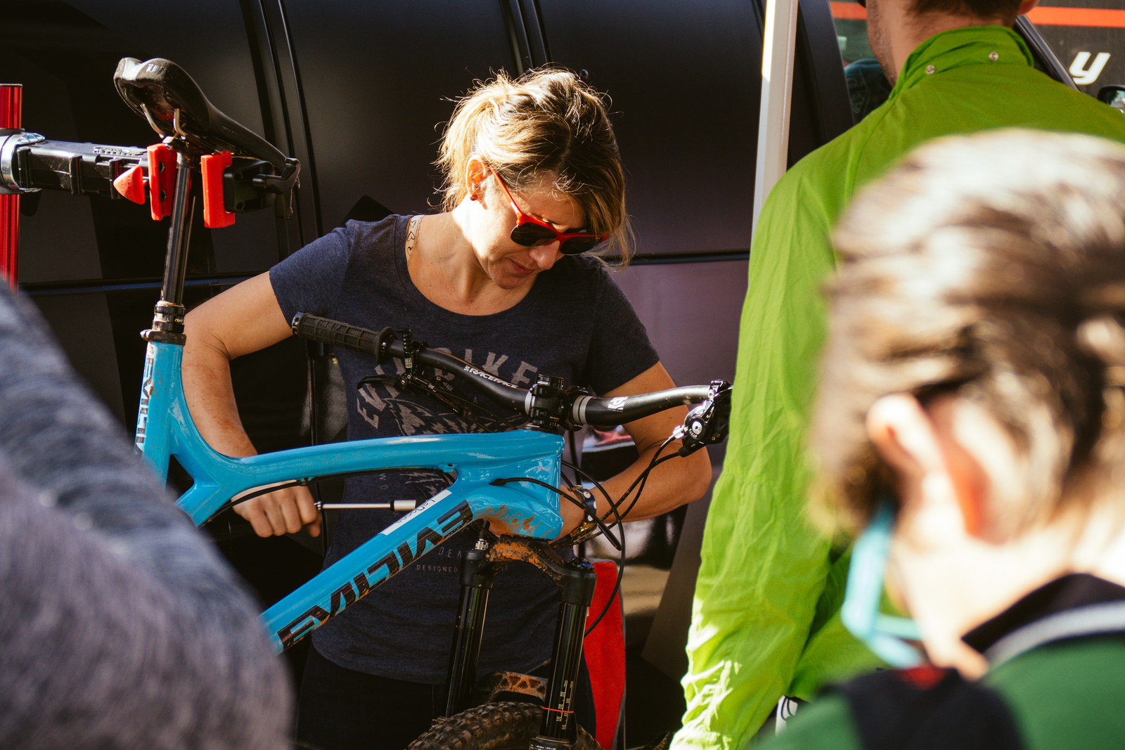 Evil Expands Their Team - PIT BITS - Fresh Products from the Sedona Mountain Bike Festival - Mountain Biking Pictures - Vital MTB