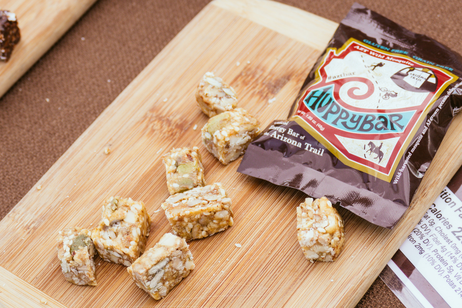 Huppybar - PIT BITS - Fresh Products from the Sedona Mountain Bike Festival - Mountain Biking Pictures - Vital MTB