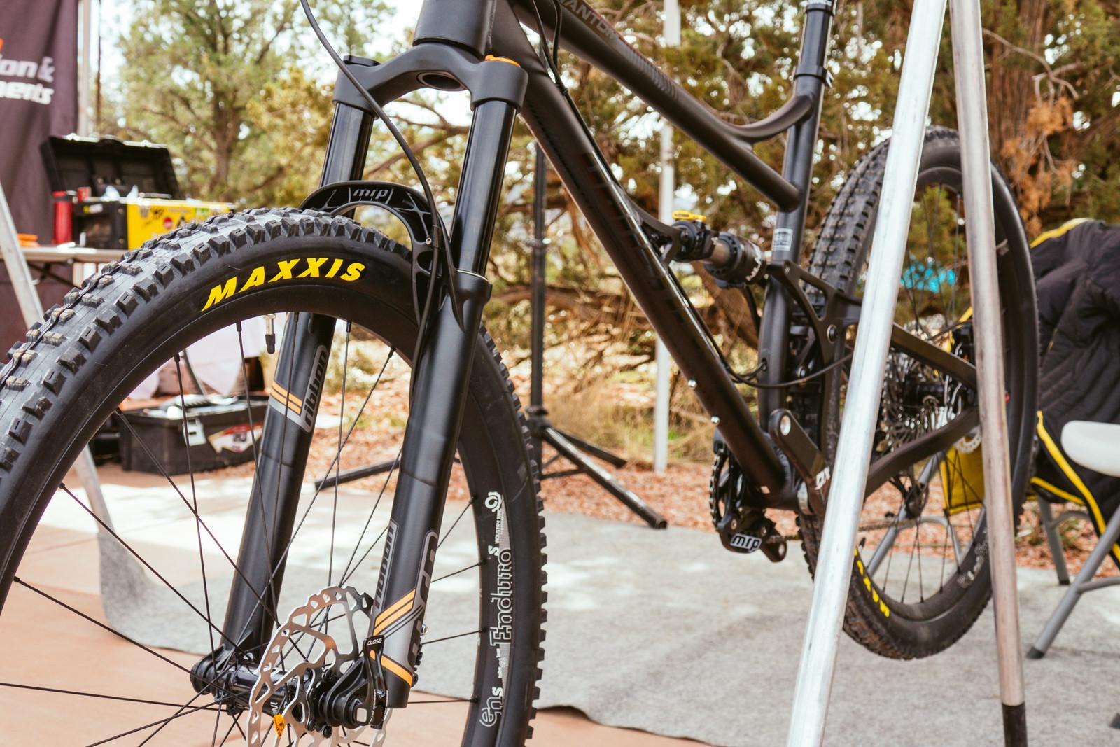2017 MRP Ribbon Fork - PIT BITS - Fresh Products from the Sedona Mountain Bike Festival - Mountain Biking Pictures - Vital MTB