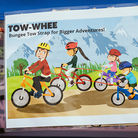 Tow-Whee Bungee for the Kids