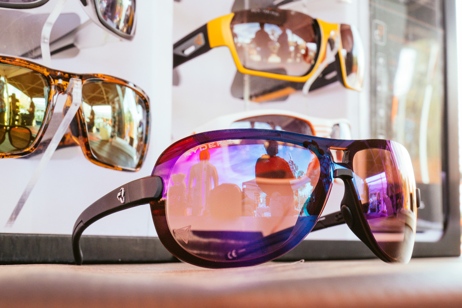Ryder's Fyre Lens - PIT BITS - Fresh Products from the Sedona Mountain Bike Festival - Mountain Biking Pictures - Vital MTB