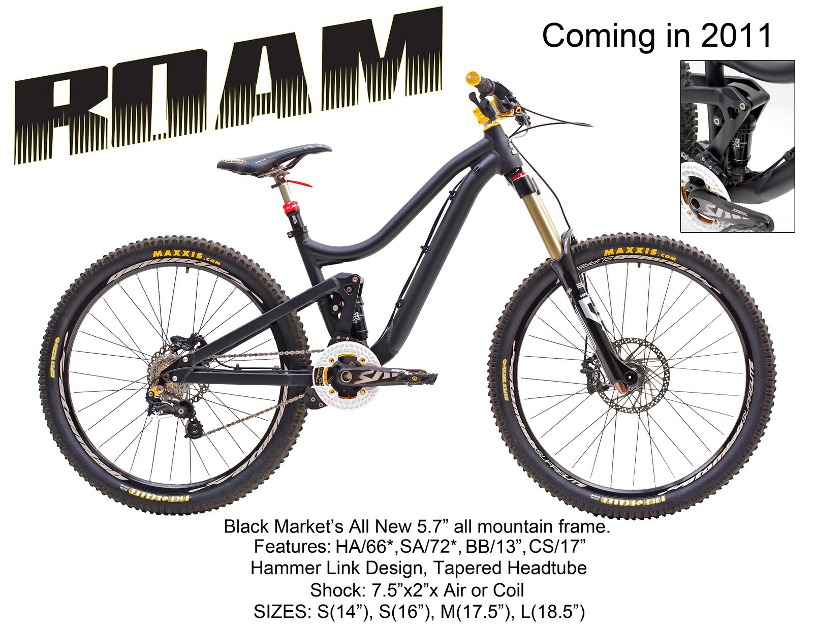The Roam is Coming... - bturman - Mountain Biking Pictures - Vital MTB
