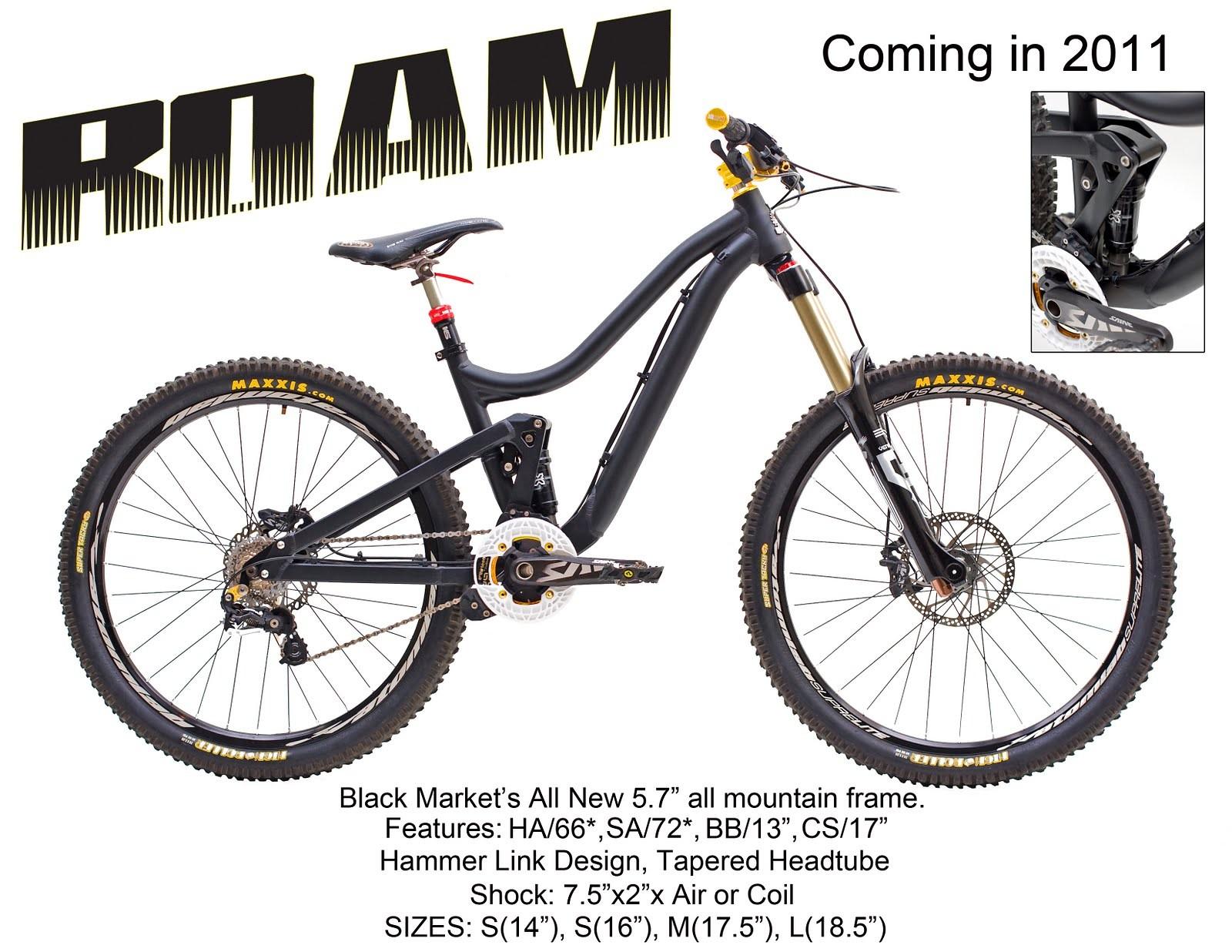 The Roam is Coming... - bturman - Mountain Biking Pictures - Vital MTB
