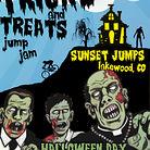 """""""Tricks and Treats"""" Jump Jam at Sunset"""