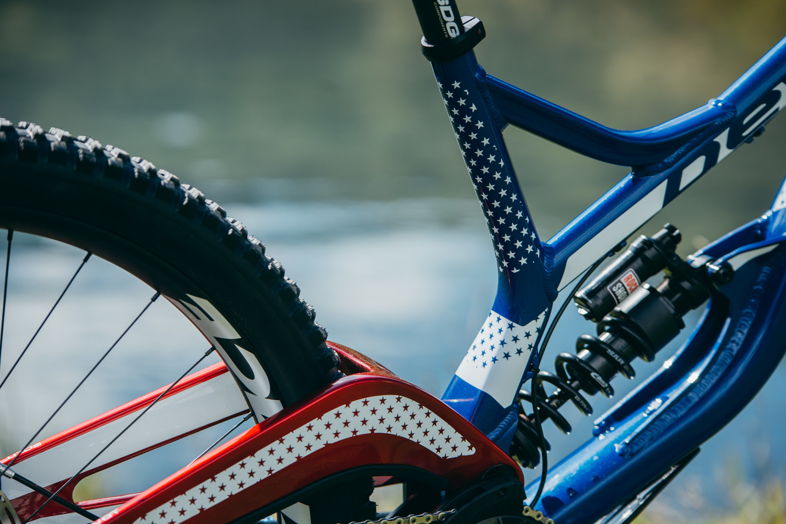 Carbon Meets Alloy - WORLD CHAMPS BIKES - Unior/Devinci Factory Racing - Mountain Biking Pictures - Vital MTB