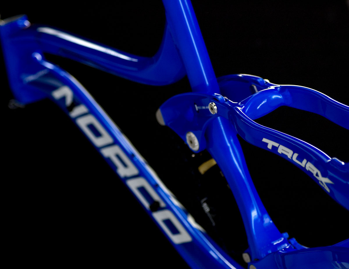 Norco Truax Frame - Blue - bturman - Mountain Biking Pictures ...