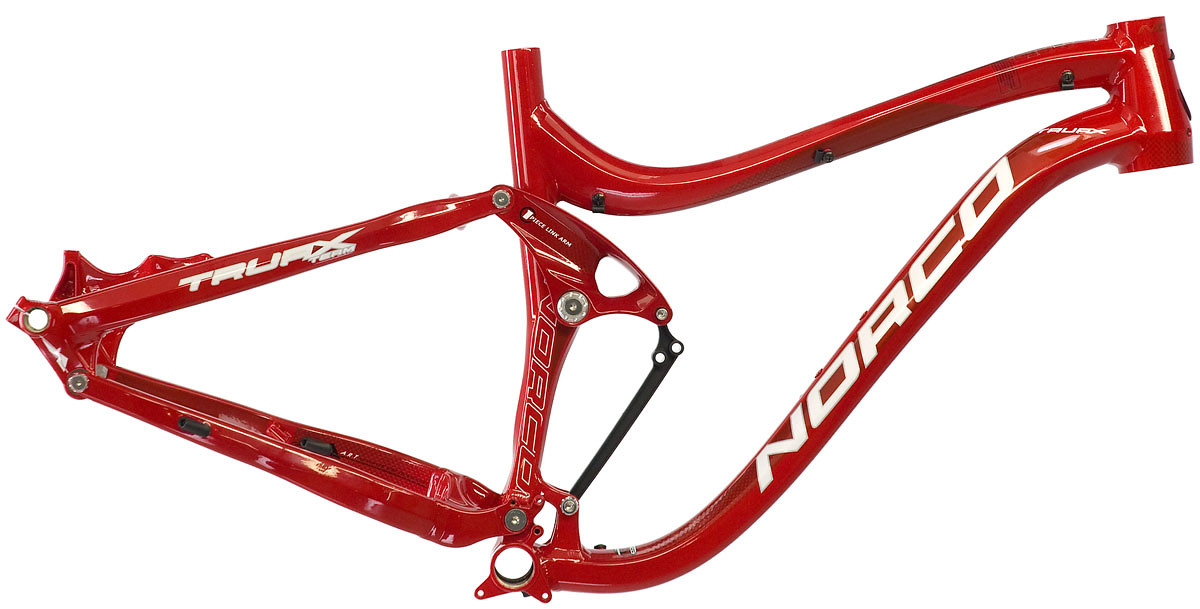 Norco Truax Frame - Red - bturman - Mountain Biking Pictures - Vital MTB
