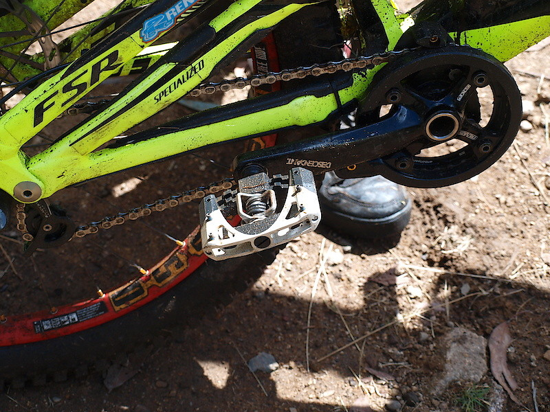 The Next Evolution of Crank Brothers Mallet Pedals - bturman - Mountain Biking Pictures - Vital MTB