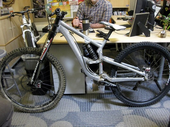 Trek 29er DH Bike - bturman - Mountain Biking Pictures - Vital MTB
