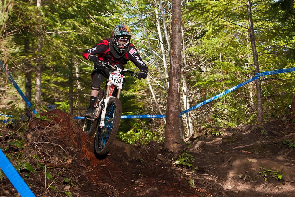 Logan Mullaly - Port Angeles ProGRT - Mountain Biking Pictures - Vital MTB